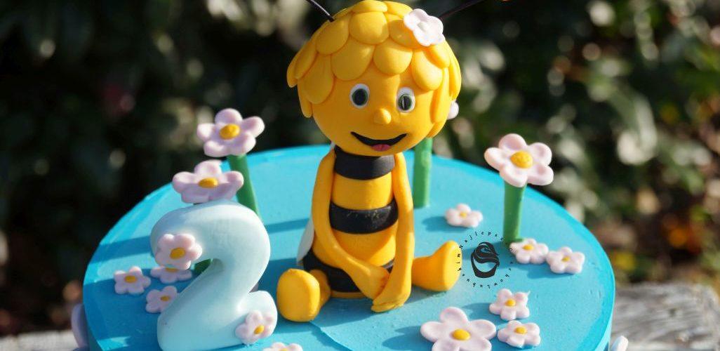 Pszczółka Maja tort na zamówienie