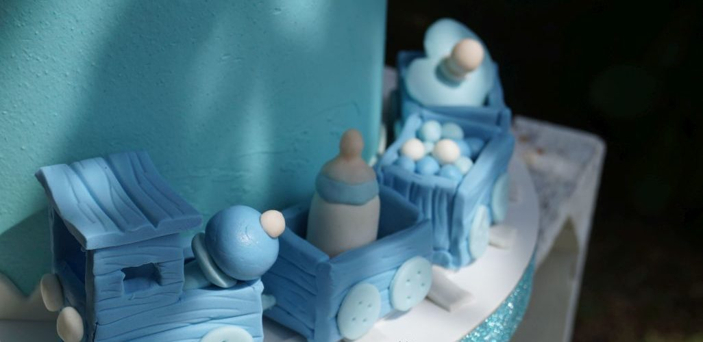 Tort na zamówienie chrzest