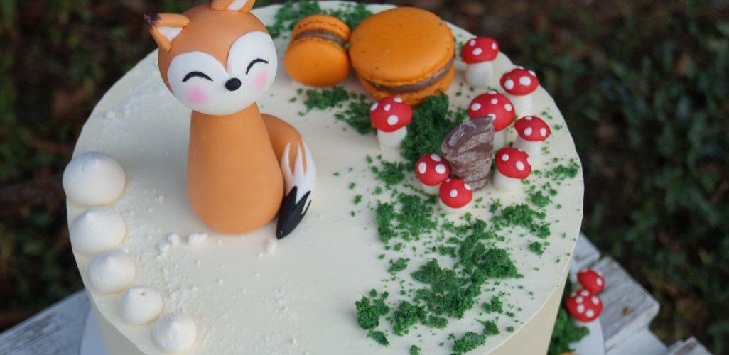 Torty na zamówienie - bajkowe figurki