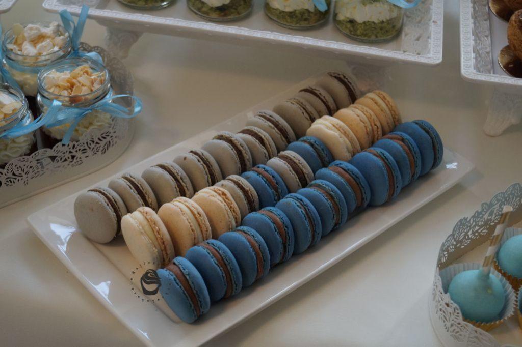Makaroniki na słodkim stole na zamówienie gorzów kolorowe wielosmakowe