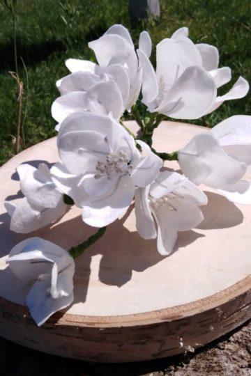 kwiat ryżowy