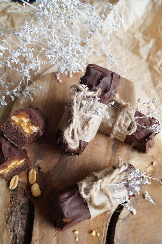 Walentynki baton snickers