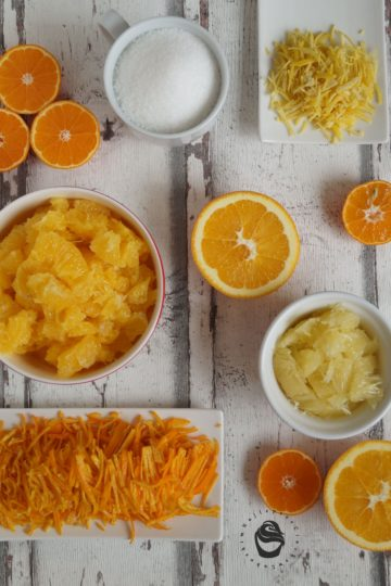 pomarańcza konfitura