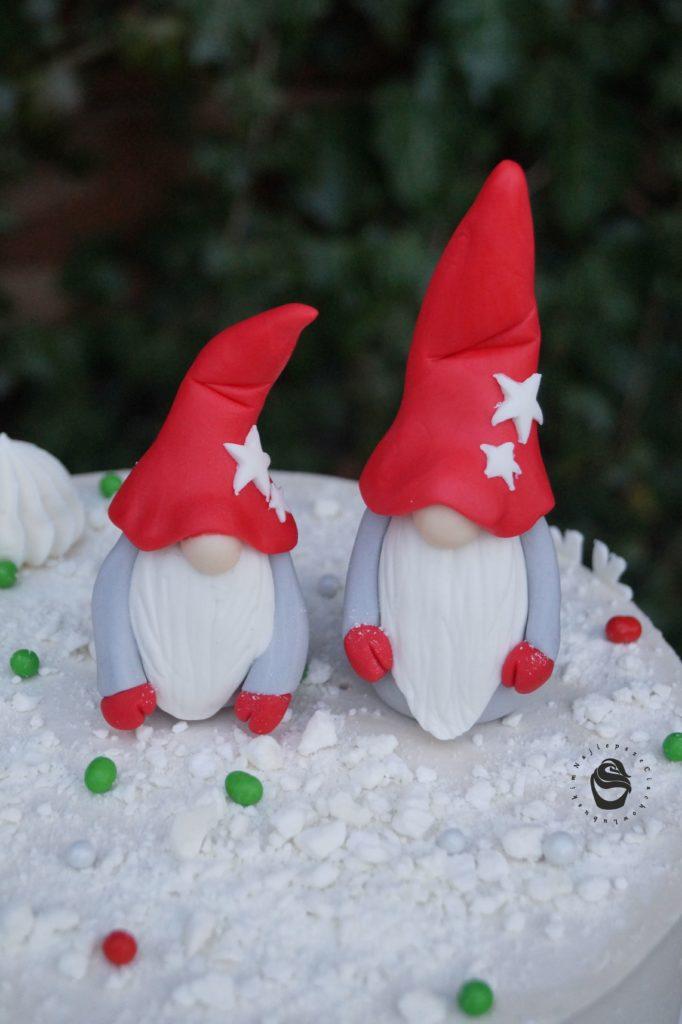 Boże Narodzenie 2020 święta torty skrzaty Gorzów wlkp